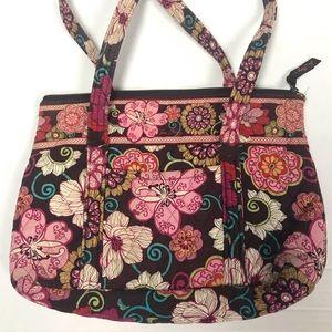 Vera Bradley Mod Floral pink Shoulder bag